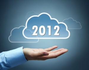 2012: the Year of Cloud Computing