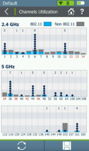 Aircheck G2 channels