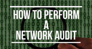 How to perform a network audit