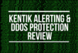 Kentik Alerting & DDoS Protection Review (with webinar)
