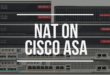 NAT on Cisco ASA