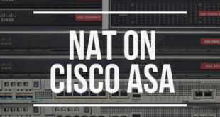 Cisco ASA - NAT