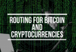 Routing for Bitcoin and Cryptocurrency: how it works and its security threats