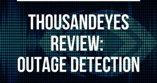 ThousandEyes Review Outage Detection