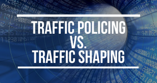 traffic policing traffic shaping