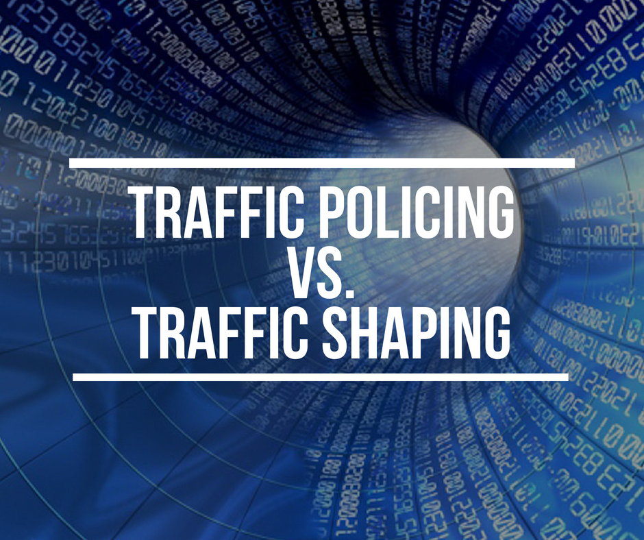 Traffic Policing vs  Shaping: Comparison & Differences