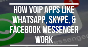 VoIP apps on the Internet. Router Freak