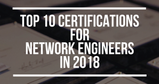 certifications network engineers