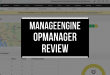 ManageEngine OpManager Review: Network Monitoring Solution