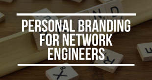 personal branding network engineer RouterFreak