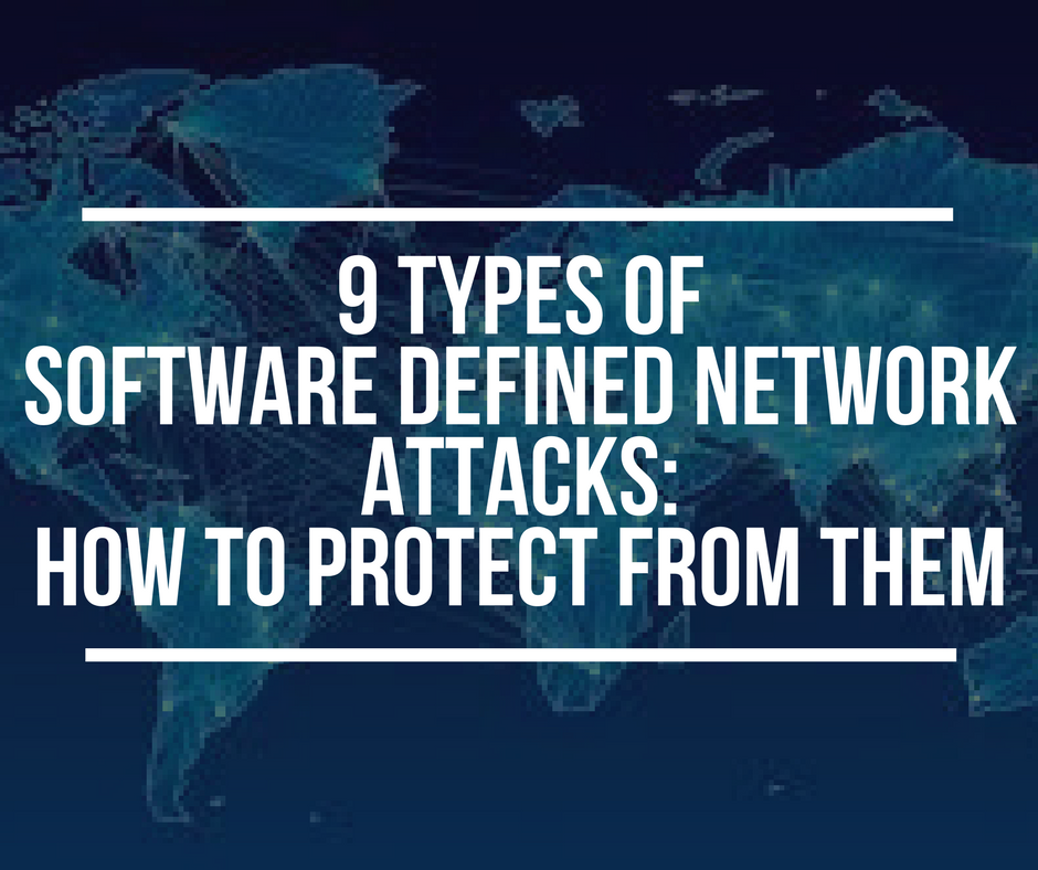 software defined network attacks